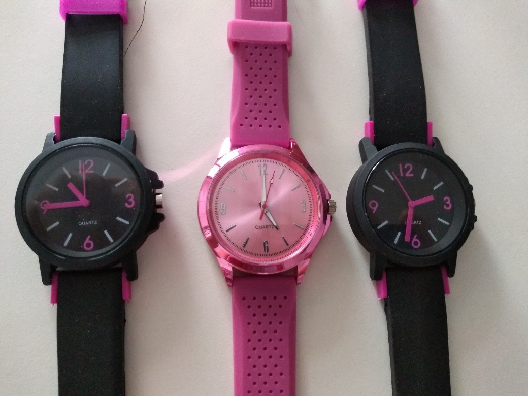 89c96b66ec8 kit 10 relógios baratos bonitos masc fem - ótimo presentes. Carregando zoom.