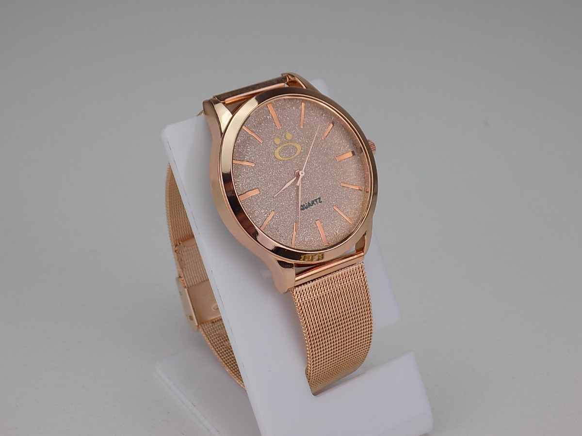 66ac010be06 kit 10 relógios feminino dourado 100%original barato atacado. Carregando  zoom.