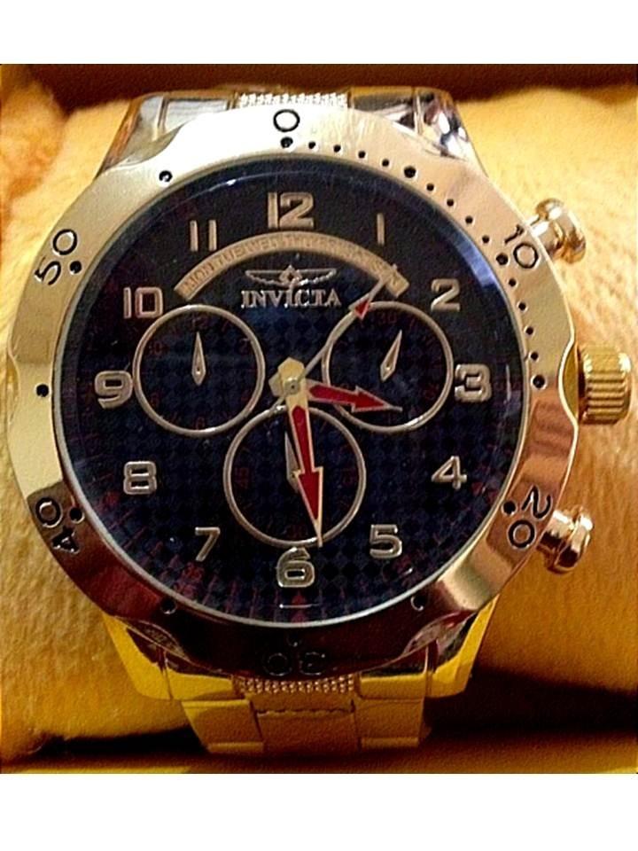 714642d6387 kit 10 relógios invicta importados marcas famosas atacado. Carregando zoom.