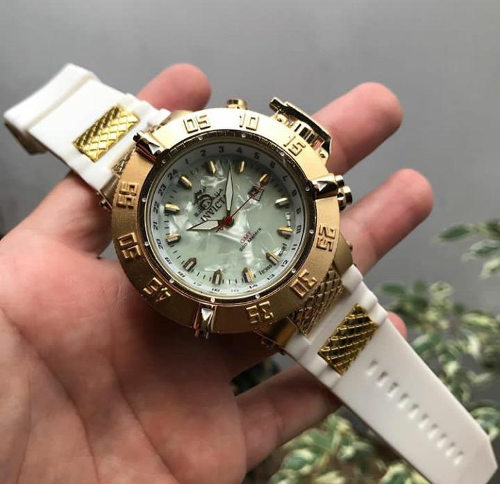 c809276a2a7 Kit 10 Relógios Invicta Subaqua