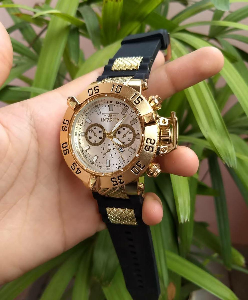 462ef876591 Kit 10 Relógios Invicta Subaqua