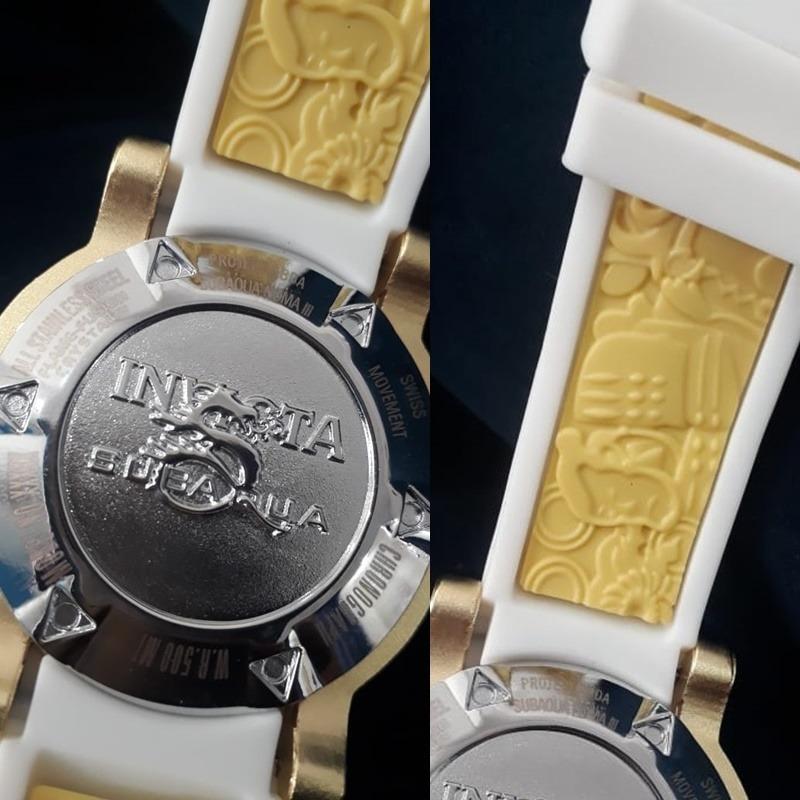 e54d2462e62 kit  10 relógios invicta yakuza s1 dragon + caixas promoção. Carregando  zoom.