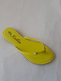 19eb83ef00 Kit 10 Sandálias Rasteiras Chinelos Neon Verão 2019 Atacado