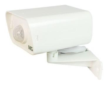 kit 10 sensor iluminação tipo camera uso externo margirius