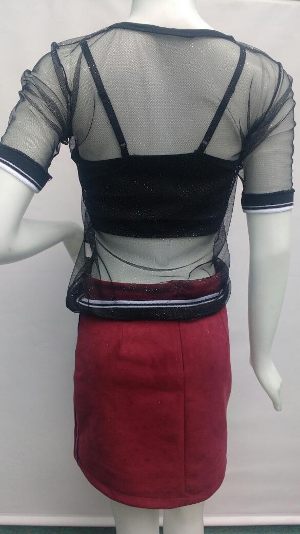 kit 10 short femnino veludo love da moda. Carregando zoom. bda1e0e14e449