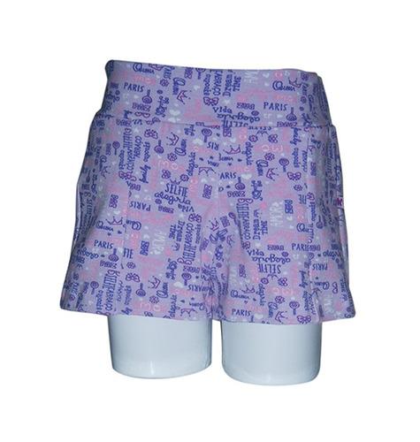 kit 10 short infantil menina roupas femininas atacado