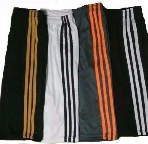 5c8ec30c37 Kit 10 Shorts Bermudas Esporte Bolsos Futebol Academia - R  129