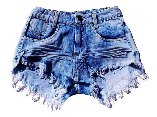 kit 10 shorts jeans feminino sortido atacado revenda
