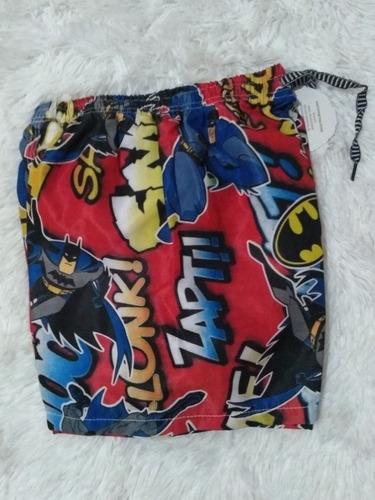 kit 10 shorts  tactel infantil menino mauricinho praia verão