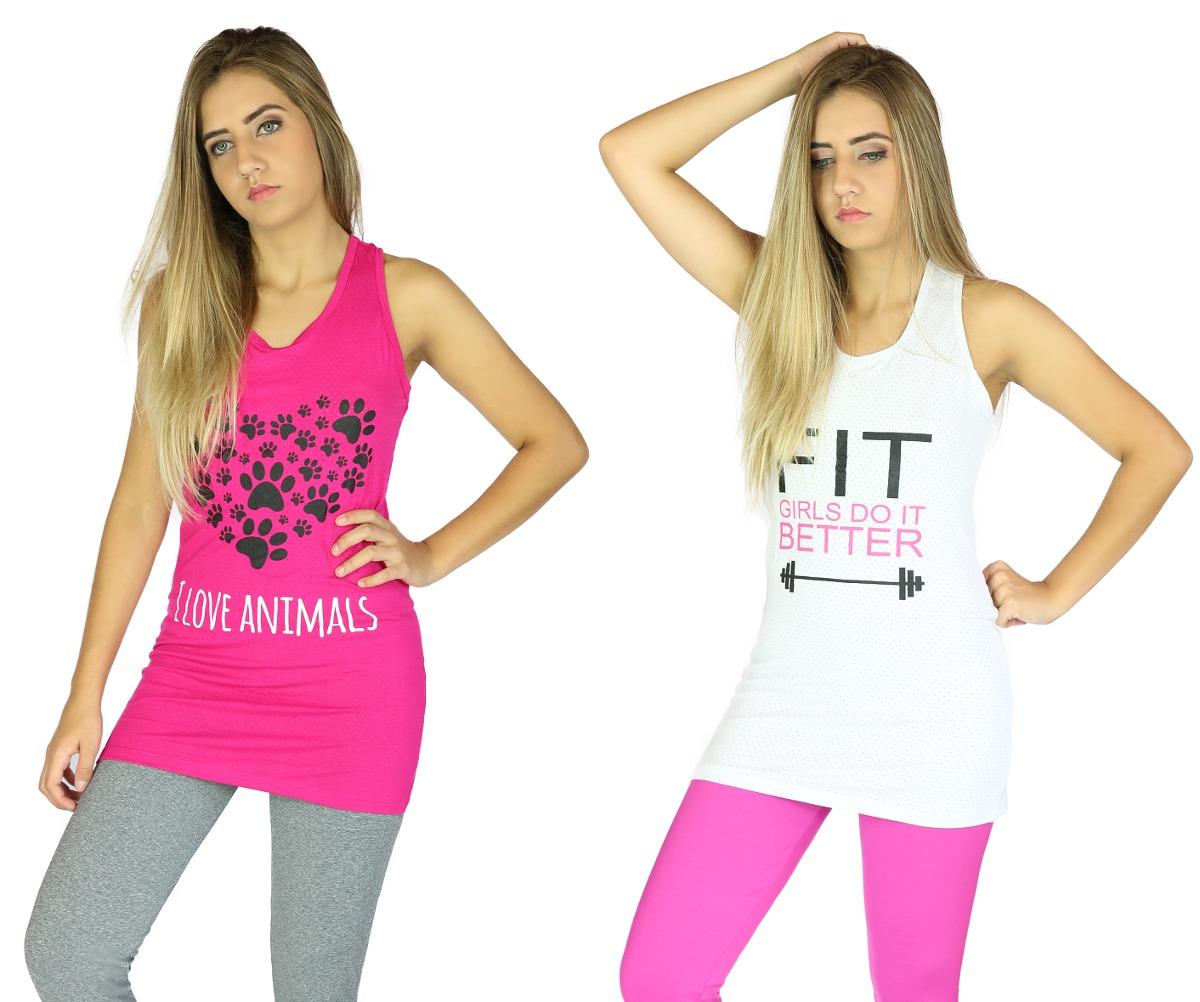 ff948479fa Kit 10 Sobre Legging Fitness Moda Feminina Academia Regata - R  199 ...