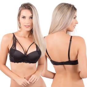 b1aee72e3 Soutien Vermelho Com Renda Sex - Sutiãs no Mercado Livre Brasil