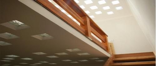 kit 10 suportes h8 laje solar ecolaje para tijolo de vidro