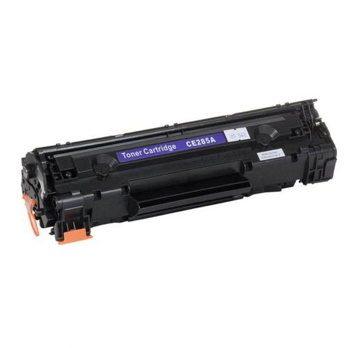 kit 10 toner compatível hp 285a, 435a, 436a - 2k