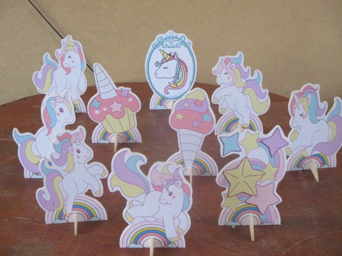 mesa kit festa unicornio no mercado livre brasil flowers