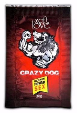 kit 10 unidades crazy dog energético masculino  frete grátis