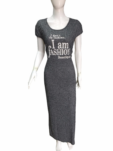 kit 10 vestido longo malha viscolycra sem manga atacado reve