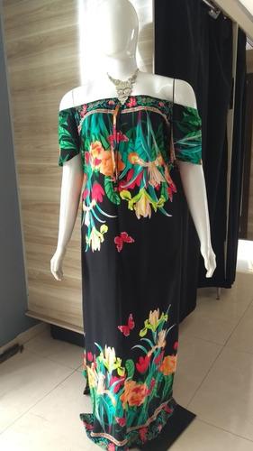 kit 10 vestidos longo eg 48 ao 52 plus size atacado revenda
