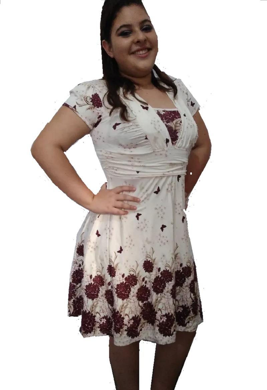 8ee7fb9ff4 Kit 10 Vestidos Moda Evangélica Senhoras E Gestante Plus - R  399