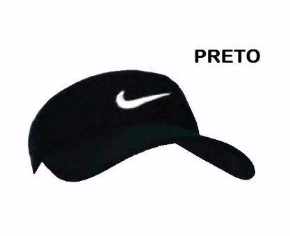Kit 10 Viseiras Bonés Feminino Masculino Modelo Nike Cores - R  129 ... 69a121fb08232