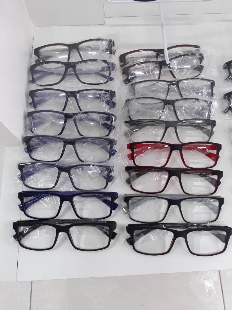 baba7c790 kit 100 armação óculos atacado campanha modelos variado. Carregando zoom.