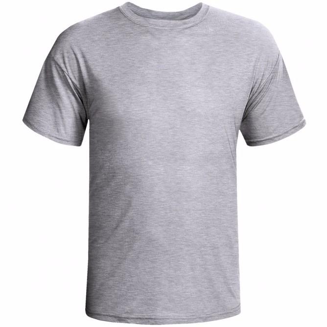 606fe1da1b Kit 100 Camisas Slim Fit Camisetas Básicas Lisas Masculinas - R ...