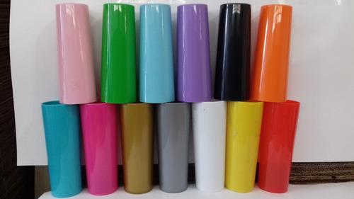 kit 100 copos long drink acrilico* para personalizar