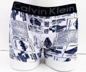 82193e1142dc16 Kit 100 Cuecas Calvin Klein Variadas Super Oferta