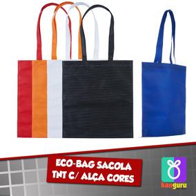 17df7aec8 Sacola Personalizada Ecobag Reciclada no Mercado Livre Brasil
