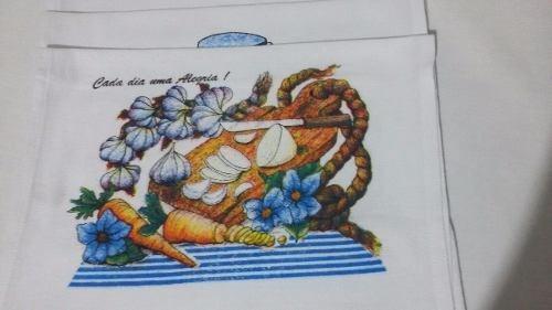 01d4243dc Kit 100 Panos De Prato Estampados Diversas Estampas Lindos - R  222 ...
