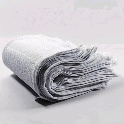kit 100 toalhinhas de mão brancas,boca,bebê,mão,frete gratis