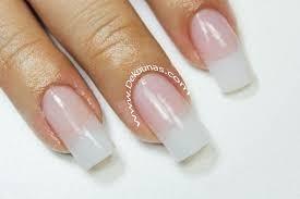 kit 100 uñas acrilicas nail tips for gel manicure molde