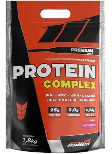 kit 10x protein complex premium 1800g refil moran new millen