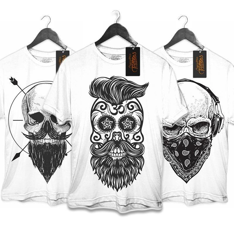 15e009d9534b8 kit 11 camisetas roupa blusa masculina estilo mosa caveira · camisetas  roupa blusa. Carregando zoom.