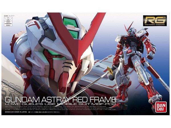 Delightful Kit 1/144 Rg Gundam Astray Red Frame