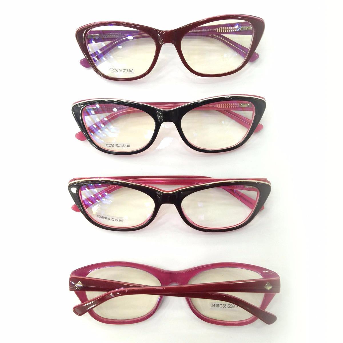 a085149c2 kit 12 armação óculos de grau acetato feminino/masc. atacado. Carregando  zoom.