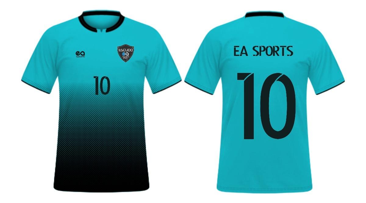 fc2293979 Kit 12 Camisas Futebol Personalizadas Dry Fit - R  499