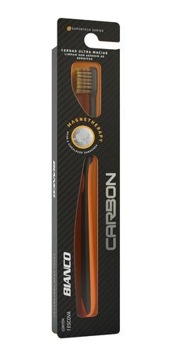 kit 12 cremes dentais bianco carbon - grátis escova de dente