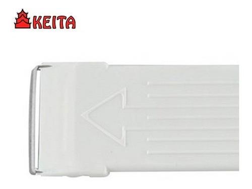 kit 12 descascador boledor plástico lamina inox 29138-keita