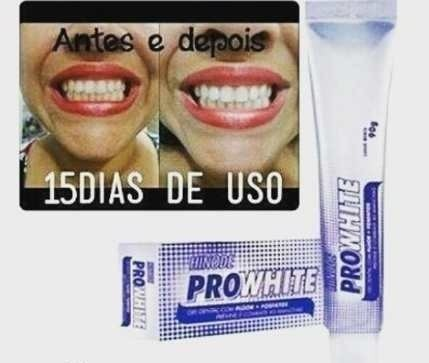 Kit 12 Gel Dental Pasta Dente Clareador Tira Manchas Hinode R 125