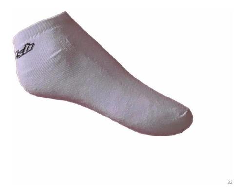 kit 12 meias algodão atacado - soquete masculina