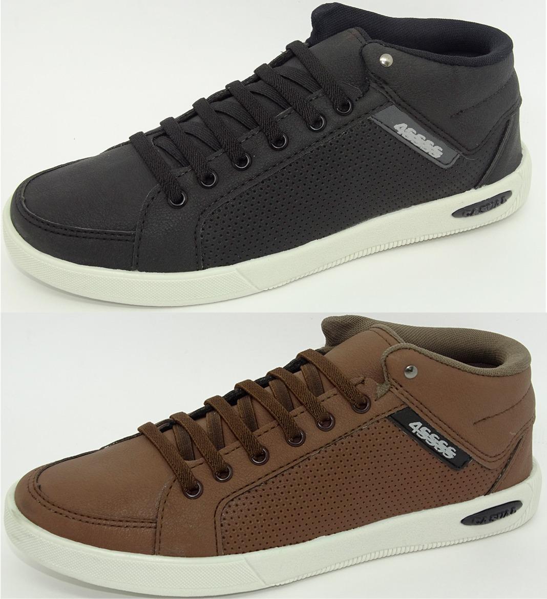 c9d02e49e5 kit 12 prs sapatenis masculino casual bota tênis fretegratis. Carregando  zoom.