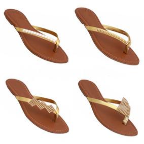 b152931704 Kit 12 Sandálias Rasteiras Calçados Femininos Atacado Barato