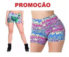 0943b348cd Bermudas Femininas Coloridas - Calçados, Roupas e Bolsas com o Melhores  Preços no Mercado Livre Brasil