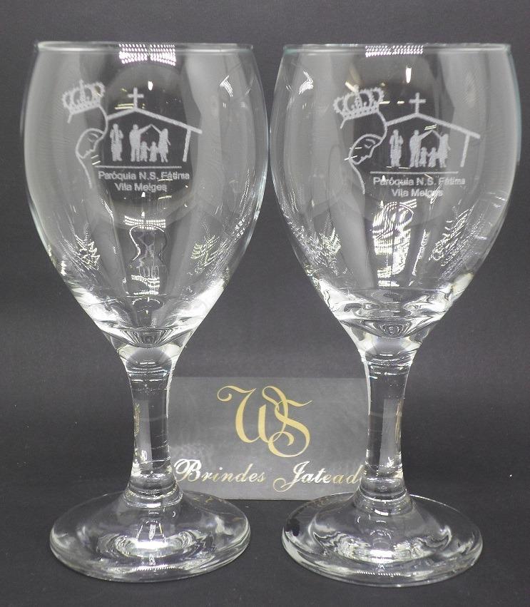 4ce9c2fce kit 12 taças para vinho windsor personalizada ws brindes. Carregando zoom.