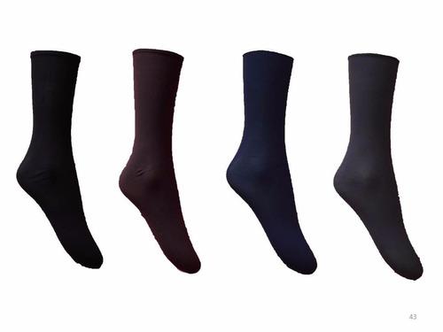kit 120 pares meias sociais tradicional atacado frete gratis