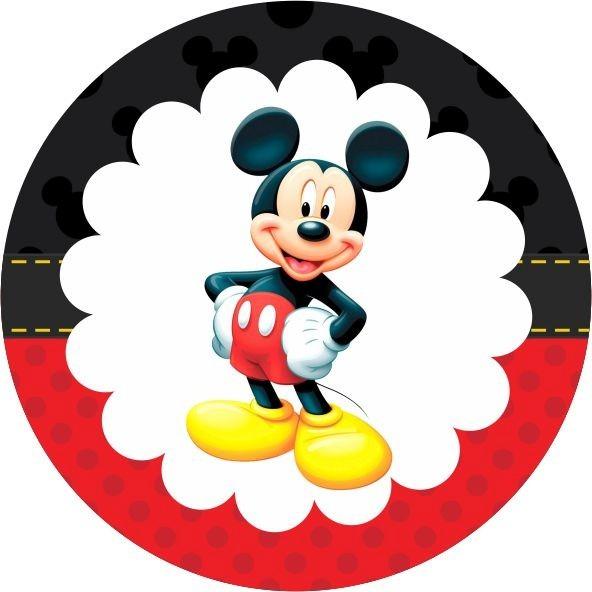 Armario Blanco Barato ~ Kit 120 Unid Adesivo Personalizado Mickey Minnie Lembrancinh R$ 29,99 em Mercado Livre