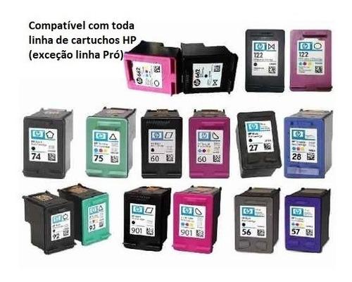 kit 1250ml tinta corante universal para todas impressoras