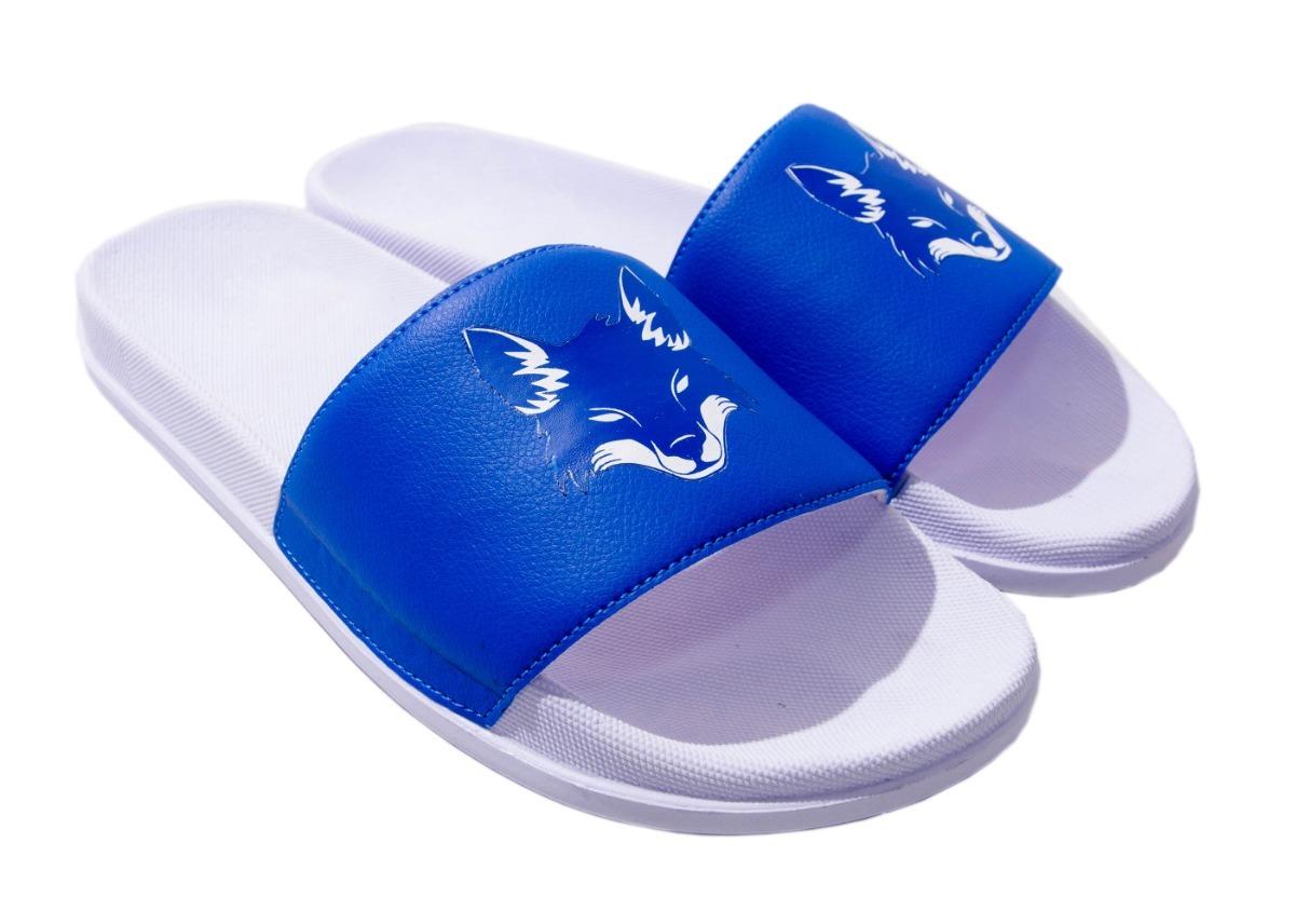 Kit 12x Chinelo Boleiro Futebol Time Do Cruzeiro Raposa 20% - R  395 ... b1097e188773f