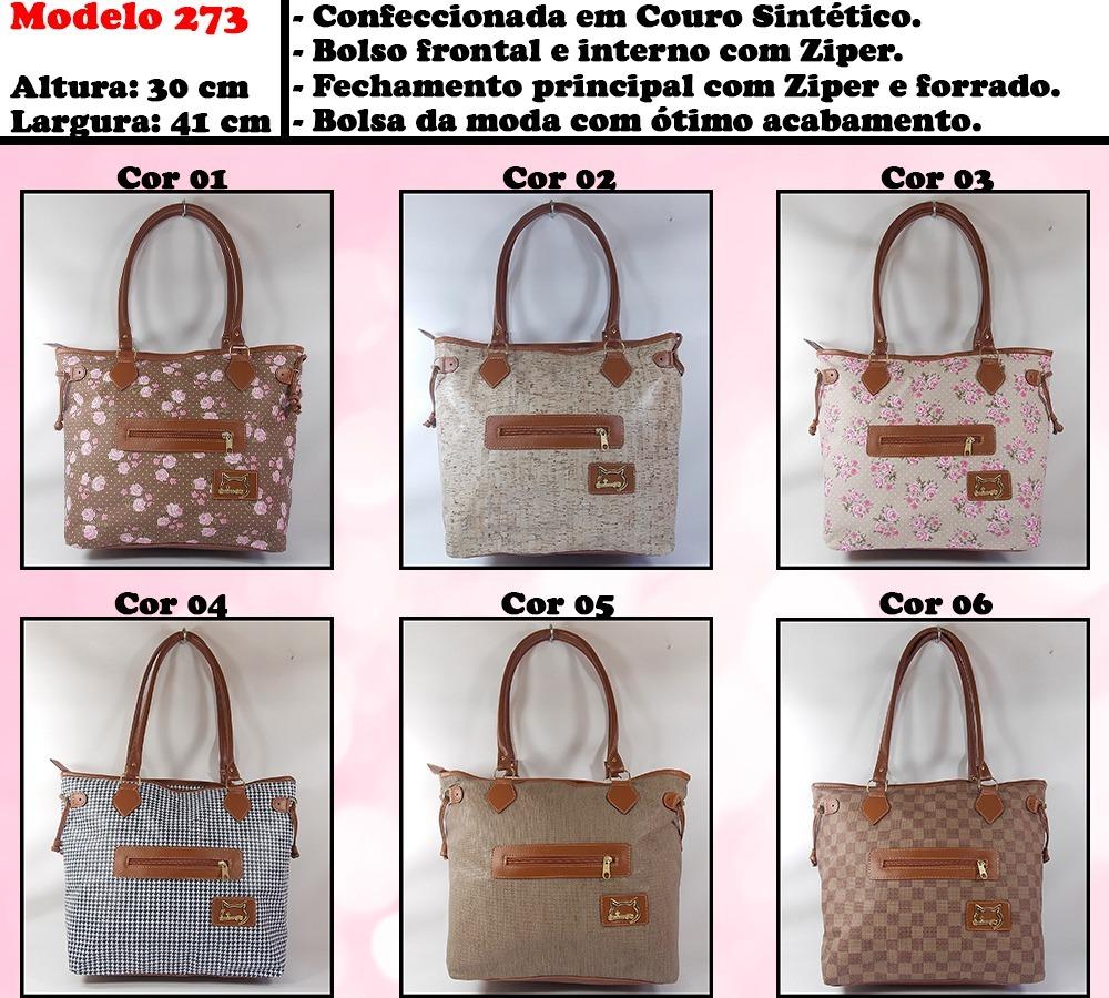 f6a281810 Kit 13 Bolsas Femininas Atacado Para Revenda + Brinde - R$ 338,00 em ...