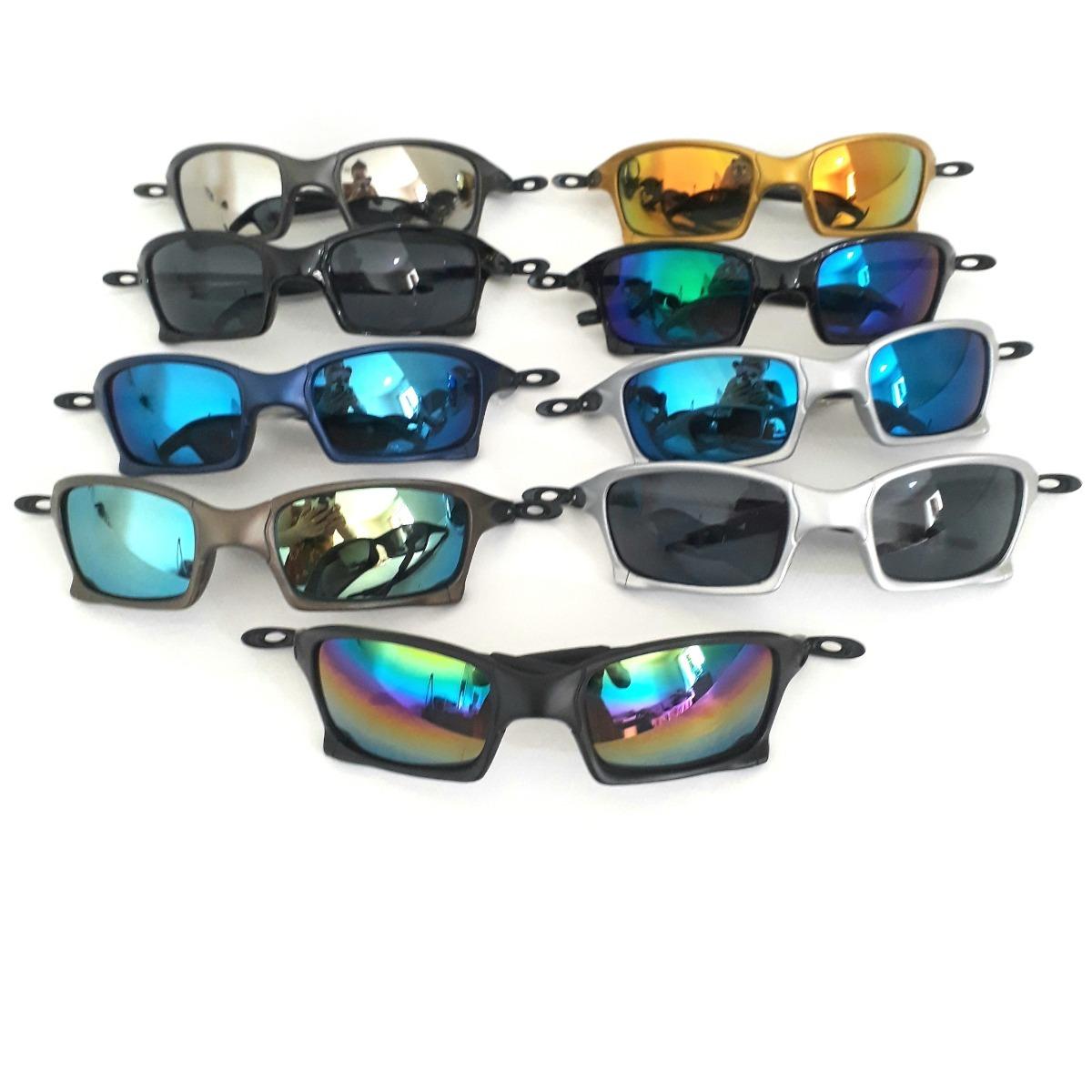 f3ec870d82e29 Kit 13 Óculos De Sol Juliet Masculino Colorido Atacado Rome - R  129 ...